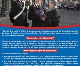 Avellino, Avella, Sperone truffe ad anziani: altri tre casi