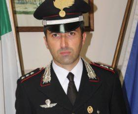 Baiano (Av). Il capitano Antonio Antonazzo Panico è il nuovo comandante della compagnia Carabinieri
