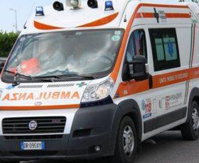 Mercato San Severino. Incidente in Irpinia moto-camion, grave uomo di Mercato San Severino
