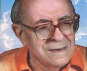Mercato San Severino. Lapide commemorativa al poeta Carmine Manzi, in occasione del centenario della nascita