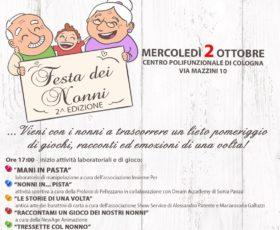 Pellezzano. Festa dei Nonni presso il Centro Polifunzionale della frazione Cologna