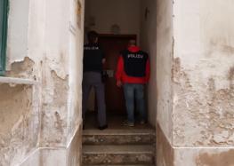 Salerno. La Polizia scopre un'alcova in centro città e denuncia un uomo ed una donna brasiliani