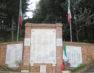 Mercato San Severino- restyling del monumento ai caduti