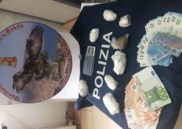 Salerno. La Polizia trae in arresto una coppia di coniugi che detenevano in casa cocaina e marijuana.