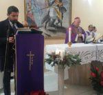 Mercato San Severino. Santa messa dell'Immacolata all'ospedale di Curteri con l'Arcivescovo Bellandi