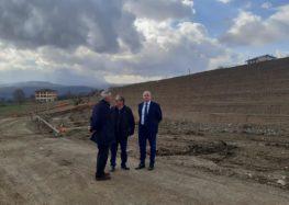 Il Presidente Strianese visita Santomenna, Valva e l'Alta Valle del Sele