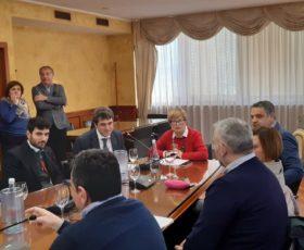 """Elettrificazione BN-AV-SA, D'Amelio: """"Incontro sindaci e Rfi per la soppressione dei passaggi a livello"""