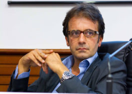 Solofra, Antonello D'Urso chiede cronoprogramma e tempi certi in merito ai lavori al Landolfi