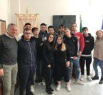 """Gli studenti del """"Ruggiero II"""" di Ariano Irpino alle finali del concorso """"La tua idea d'impresa"""""""