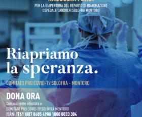 Terapia intensiva Landolfi Solofra, ecco il protocollo d'intesa stipulato tra comitato e Azienda ospedaliera Moscati. Sindaci di traverso