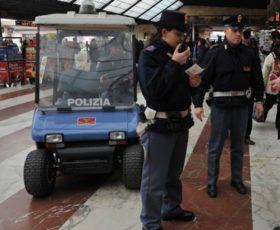 Polizia di Stato. Controlli Polfer e tecnologia per la sicurezza ferroviaria