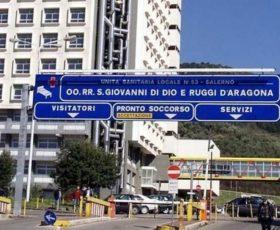 Salerno. Ospedale Ruggi: Gasparri, Regione inerte governo intervenga su emergenza