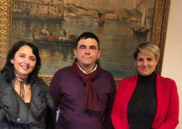 Assunta Carrozza nominata commissario Udc a Baronissi. Il segretario provinciale Polichetti: «Lavoriamo alla costruzione del partito, la nostra mission è dare una casa ai moderati»