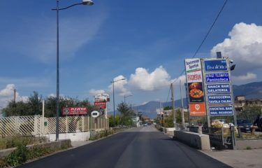 Verso il completamento i lavori sulle strade dell'Agro Nocerino Sarnese