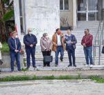 Vincenzo Ciampi (consigliere regionale Movimento Cinque Stelle): vicino alle famiglie e ai lavoratori al presidio di Montoro a difesa della medicina territoriale.