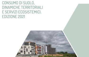Consumo del suolo in Campania: 210 ettari in meno di superficie naturale nel 2020