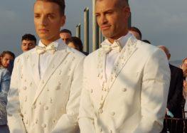 Antonio Savarese e Roberto Ingenito si sposano nel borgo di Cairano