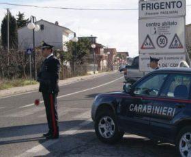 FRIGENTO (AV) – PONE ALL'INCASSO UN ASSEGNO DOPO AVERNE ALTERATO I DATI: 40ENNE DENUNCIATO DAI CARABINIERI.