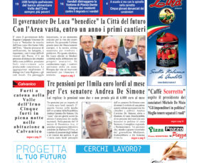 Dentro la Notizia 1-15 aprile 2017