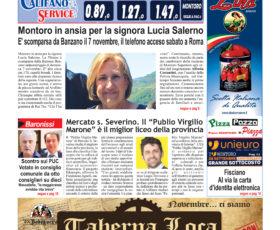 Dentro la Notizia 15-30 novembre 2017