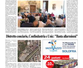 Solofra. Il gruppo Prima Solofra sull'attuale situazione politica che sta attraversando Sololofra.
