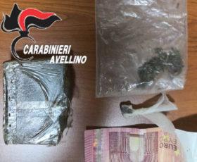 Serino (AV)- spaccio di stupefacenti: 27enne arrestato dai Carabinieri