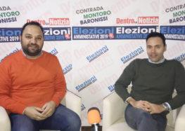 In studio Luca Galdi assessore uscente comune di Baronissi Candidato a sindaco