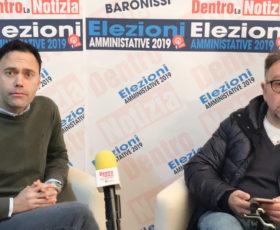 In studio Massimo Rotondi candidato a sindaco di Baronissi