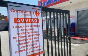 Carrefour chiuso a Piano Di Montoro,  Carmine Tammaro ci spiega il perchè di questa decisione