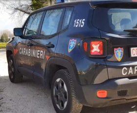 Solofra,  rifiuti pericolosi, i carabinieri forestali denunciano 50enne