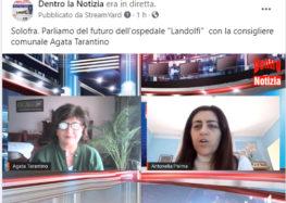 Solofra. La consigliera comunale Agata Tarantino sull'ospedale Landolfi