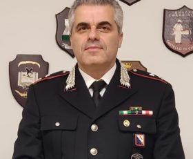 Solofra. Il tenente Gerardo Ferrentino al comando del Nucleo Operativo Radiomobile