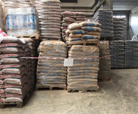Controlli ambientali – Sequestrato impianto e pellet contraffatto.