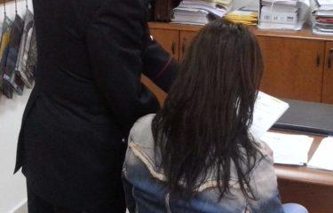 """Litiga con la ex e si scaglia contro i carabinieri, """"ma che volete questa è la mia donna"""" arrestato 45enne di Serino"""