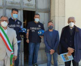 Paternopoli. Il parroco ringrazia l'Arma dei carabinieri per la tutela dei beni culturali e artistici