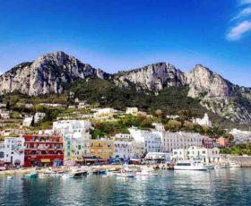 Avevano sottratto al fallimento una villa a Capri del valore di cinque milioni di euro, sequestrata dalla Guardia di Finanza