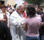 Bracigliano in lutto per la morte di Padre Giovanni Grimaldi