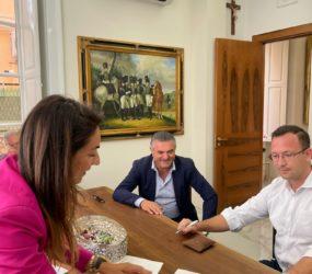 PALAZZO STABILE ACQUISITO AL PATRIMONIO DEL COMUNE DI CAPACCIO PAESTUM