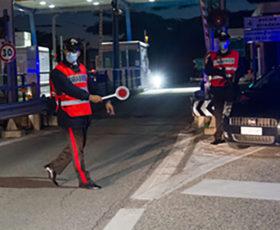 25enne di Forino trovato con 25 grammi di cocaina, denunciato dai carabinieri