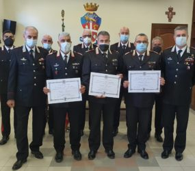 Medaglia Mauriziana al luogotenente Raffaele Fresa, Finale e Moschella