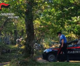 Volturara Irpinia. Perdono l'orientamento in montagna, giovane coppia soccorsa dai carabinieri